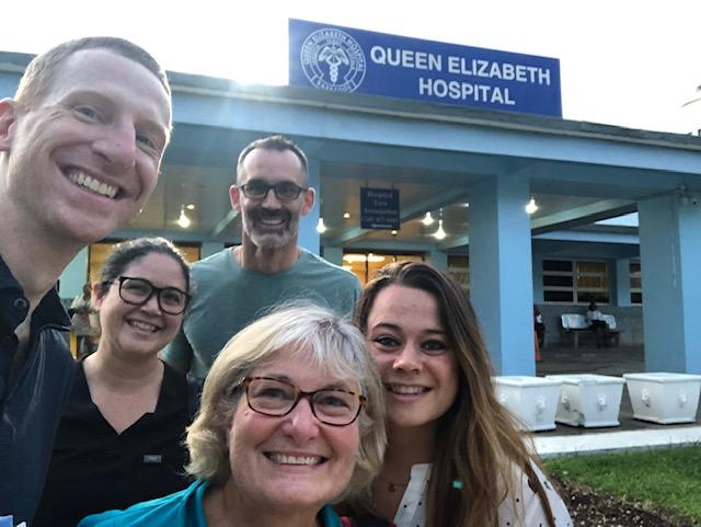 barbados medical mission team