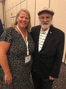 Jodi Parsons and Bernie Cohen IONM