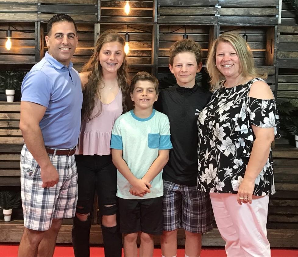 Jodi Parson family
