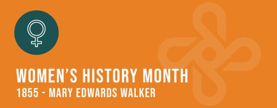 Mary Edwards walker history