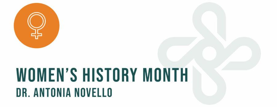 women history Antonia Novello