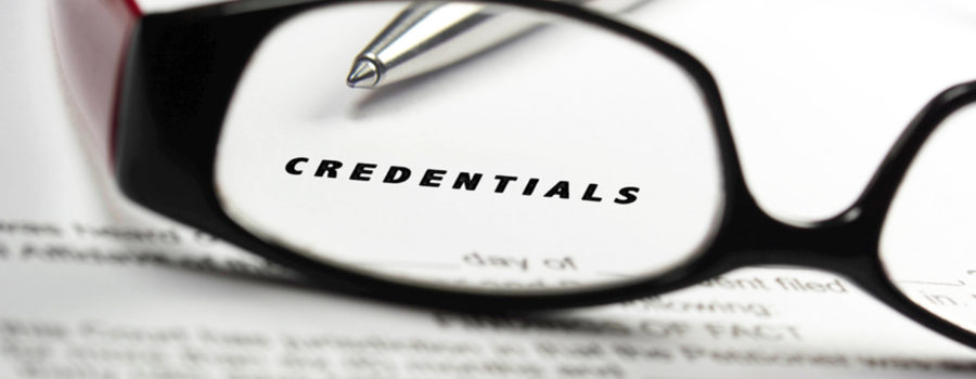 Credentialing: Gatekeepers to Patient Safety
